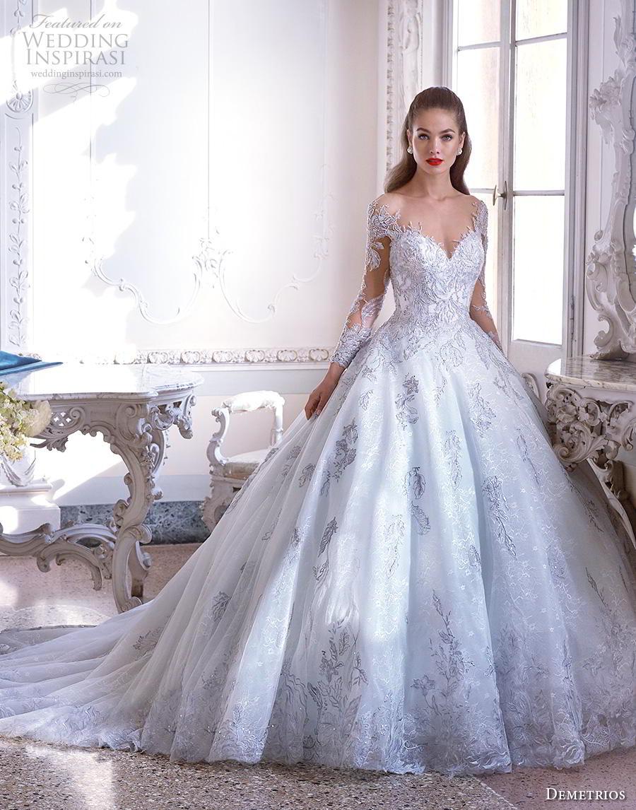 Demitrious Wedding Gowns.Platinum By Demetrios 2019 Wedding Dresses Wedding Inspirasi