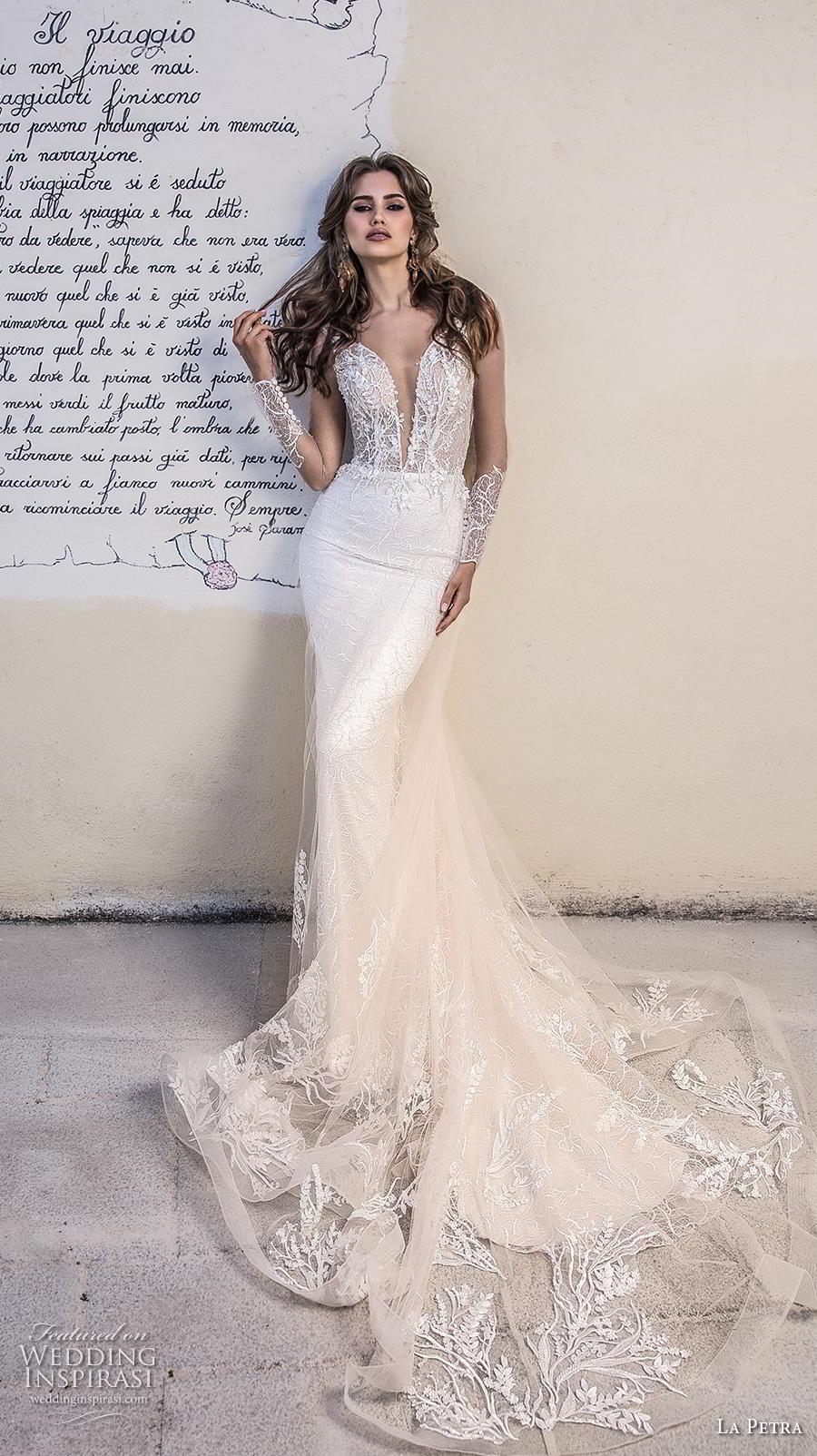 La Petra 2019 Wedding Dresses Amalfi Bridal Collection