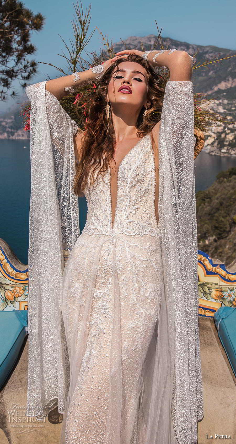 La Petra 2019 Wedding Dresses Amalfi Bridal Collection