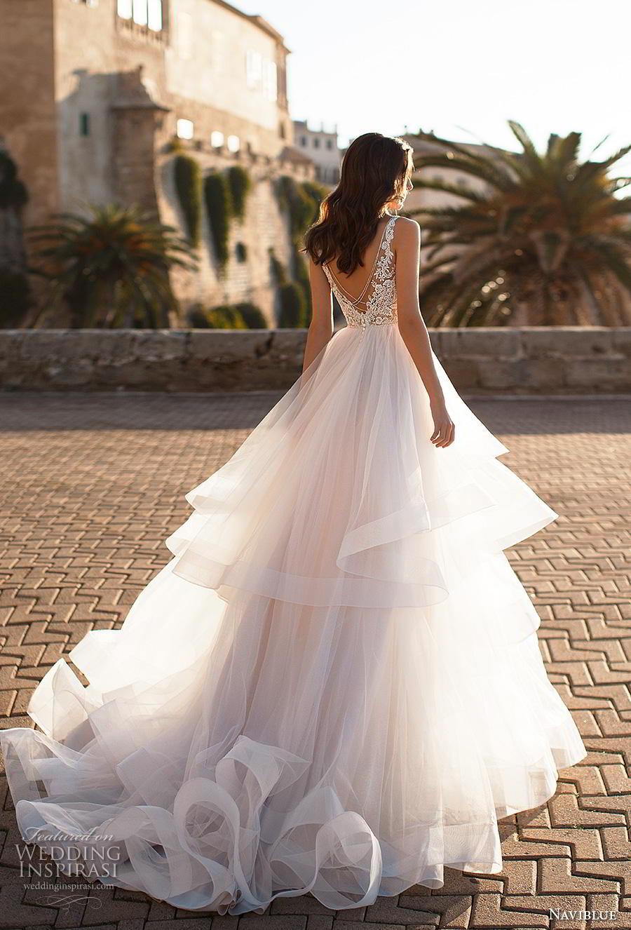 naviblue 2019 wedding dresses �dolly� collection crazyforus