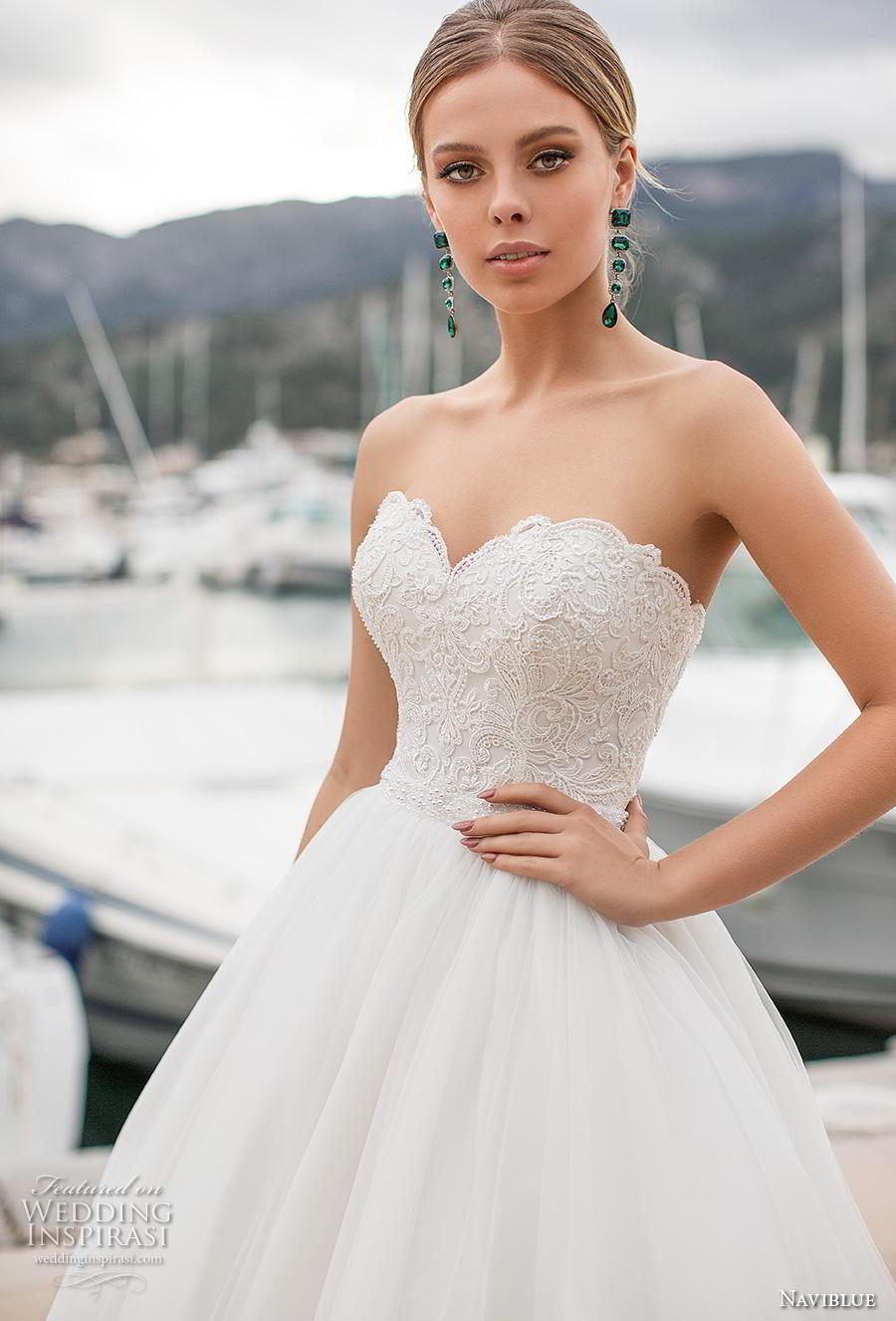 Naviblue 2019 Wedding Dresses Dolly Bridal Collection