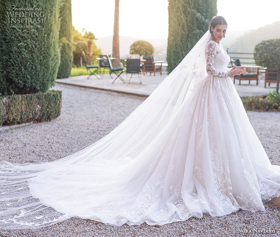 Nora Naviano 2019 Wedding Dresses - BridalPulse