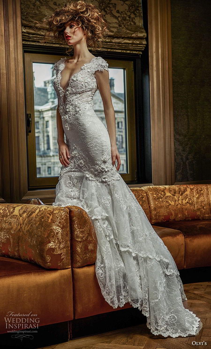 Olvi S 2019 Wedding Dresses Royal Romance Bridal