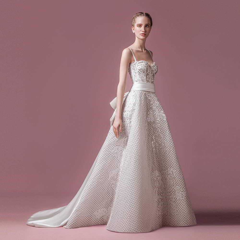 zeina kash 2018 bridal wedding inspirasi featured wedding gowns dresses collection