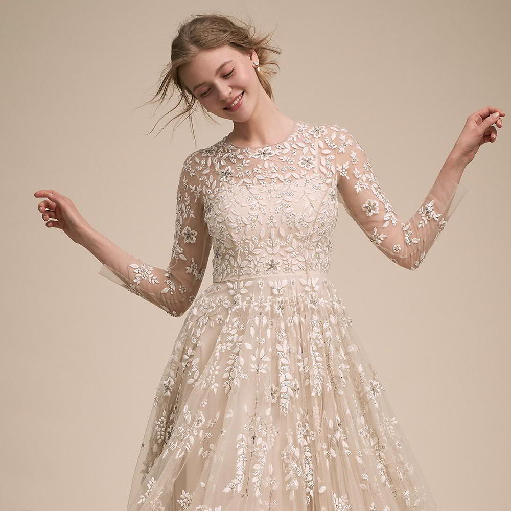 bhldn 2018 own bridal wedding inspirasi featured wedding gowns dresses and collection