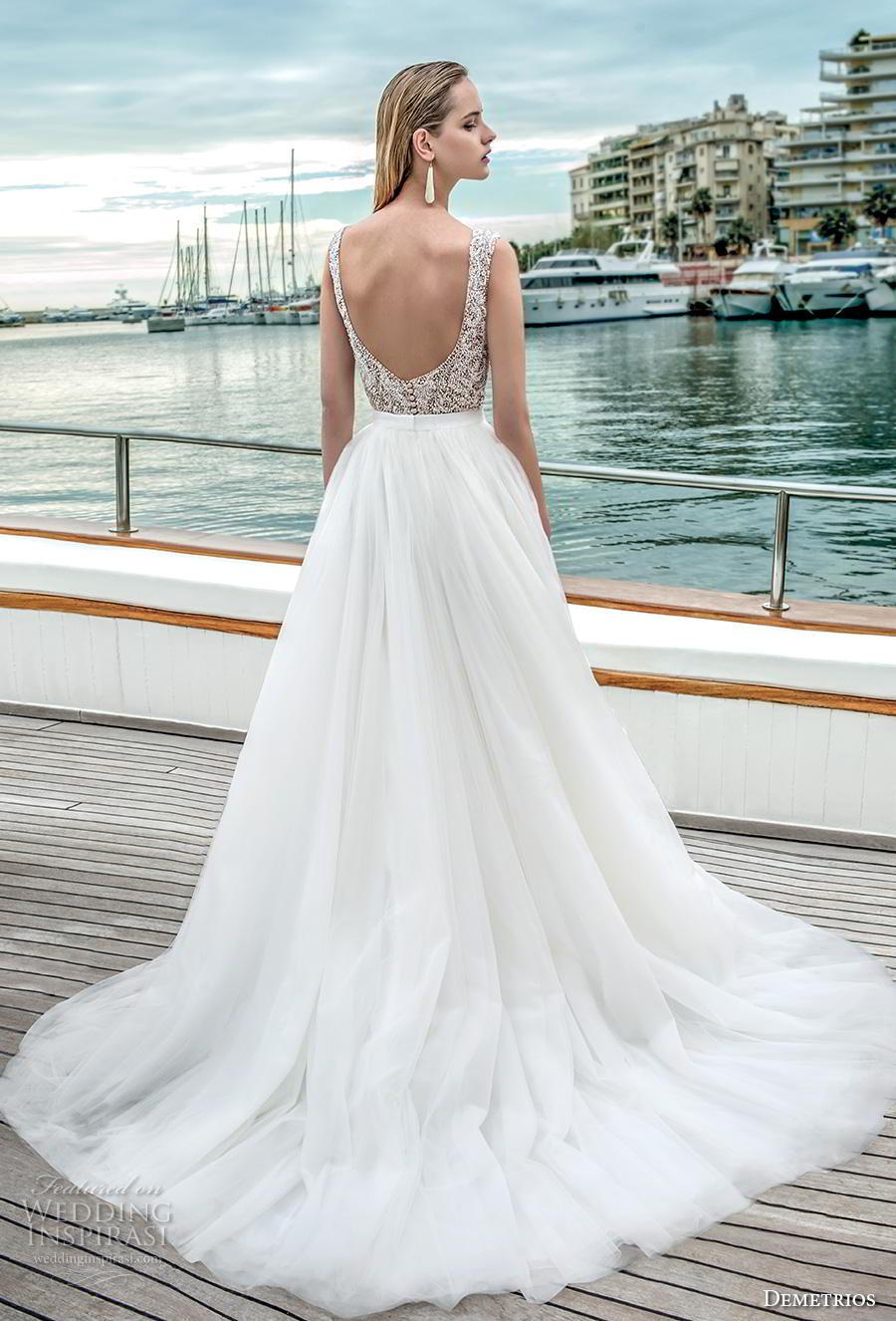 Destination Romance By Demetrios 2019 Wedding Dresses