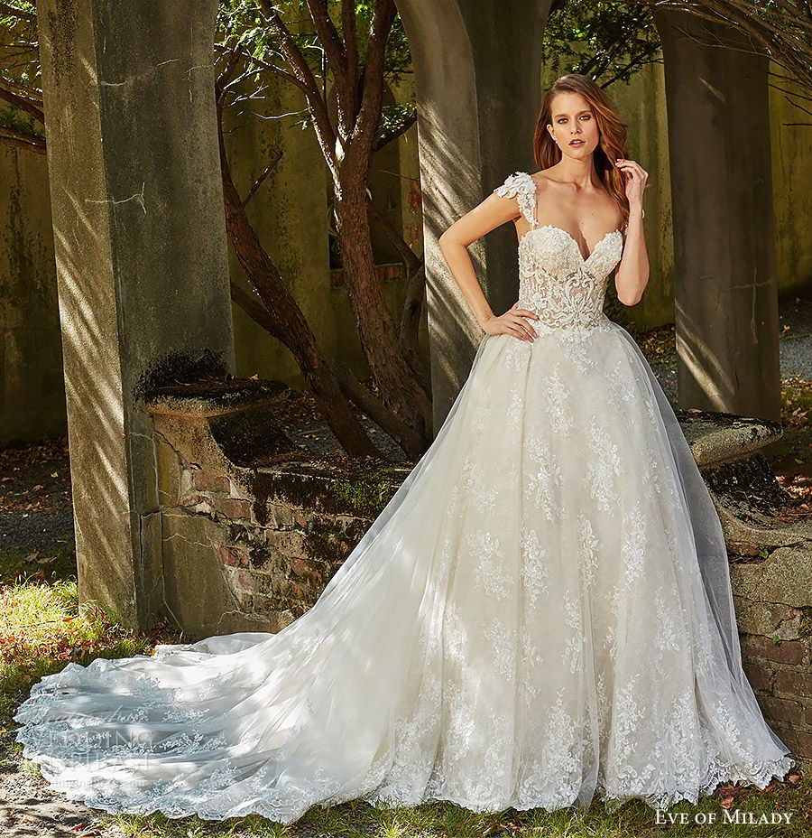 Bridal Gown Wedding Dress: Eve Of Milady Boutique Spring 2018 Wedding Dresses