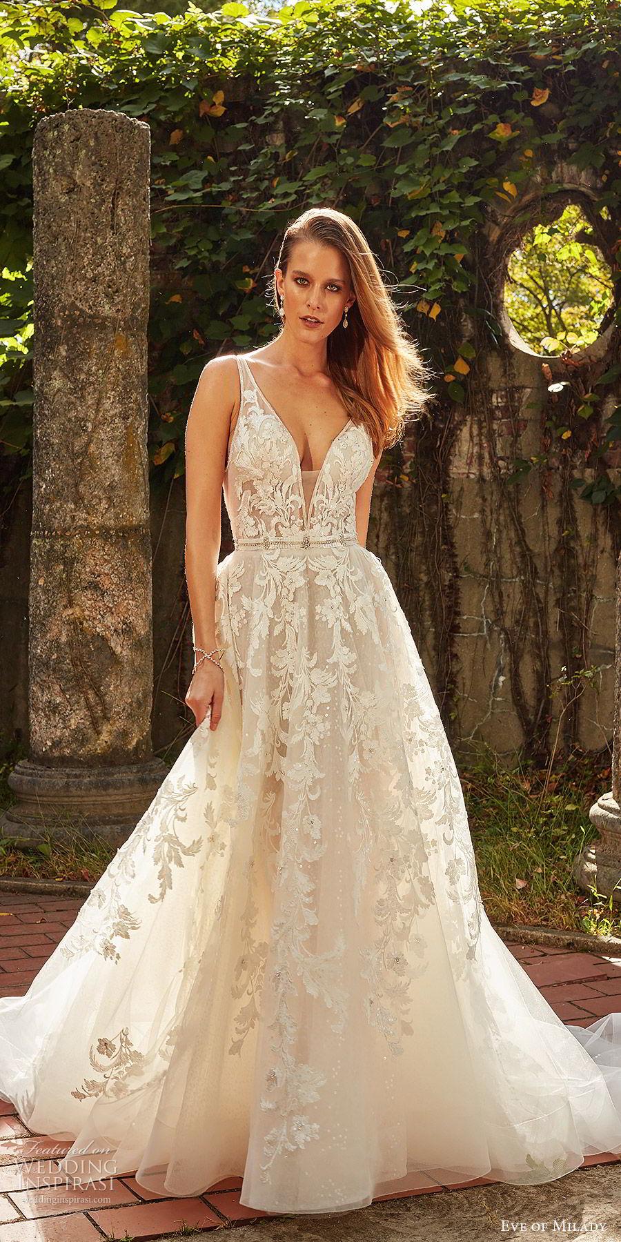 Eve of Milady Boutique Spring 2018 Wedding Dresses - BridalPulse
