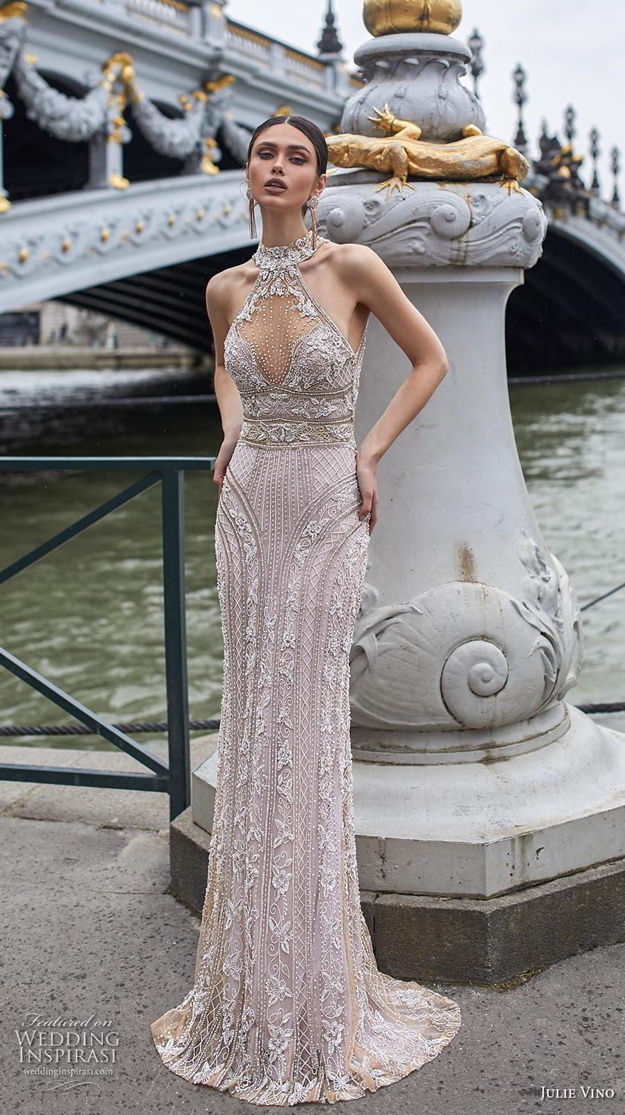 Julie Vino 2019 Wedding Dresses Paris Bridal