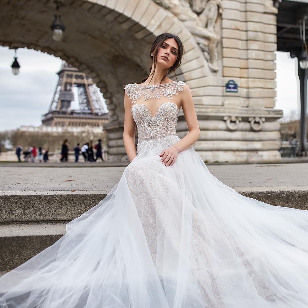 Julie Vino 2019 Paris Bridal Wedding Inspirasi Featured Gowns Dresses And Collection