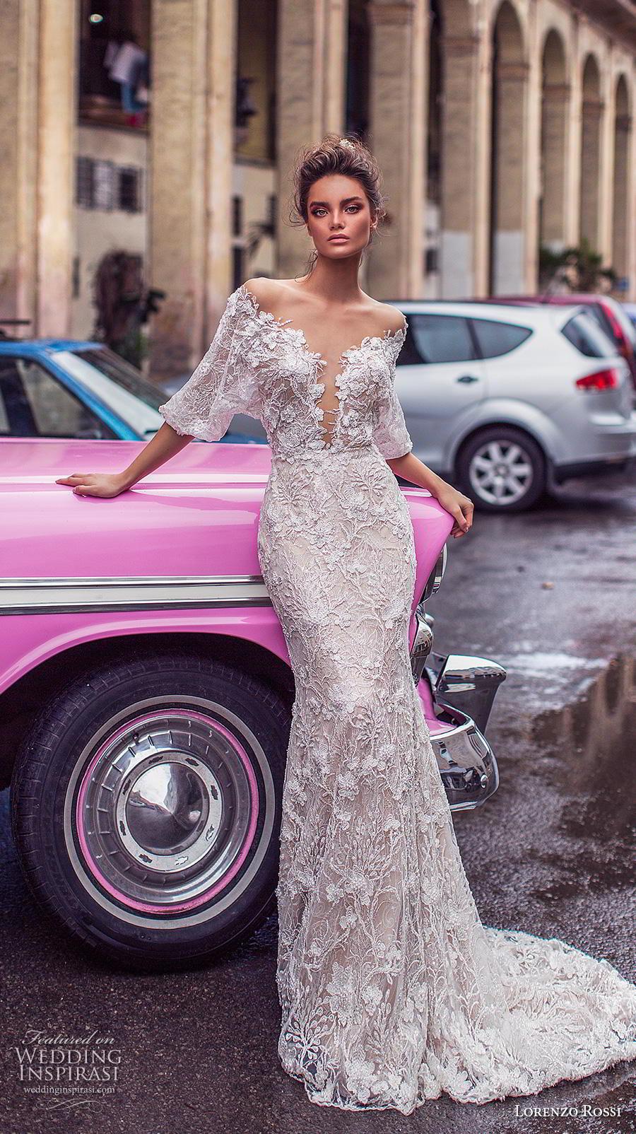 Lorenzo Rossi 2018 Wedding Dresses Havana Bridal