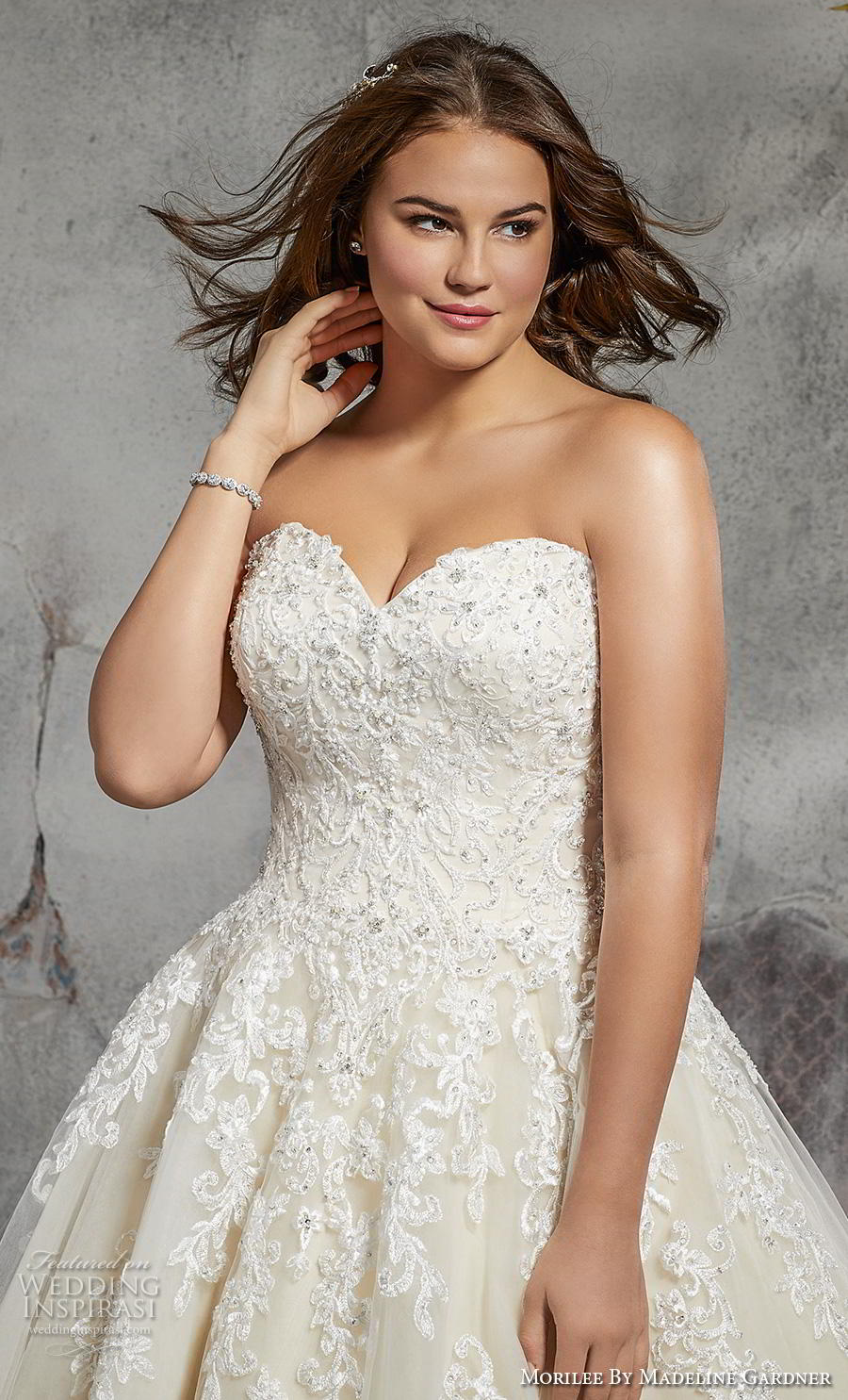 Morilee S Julietta Bridal Collection Designed To Celebrate Your
