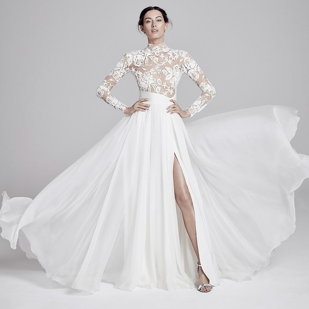 Suzanne Neville 2019 Wedding Dresses