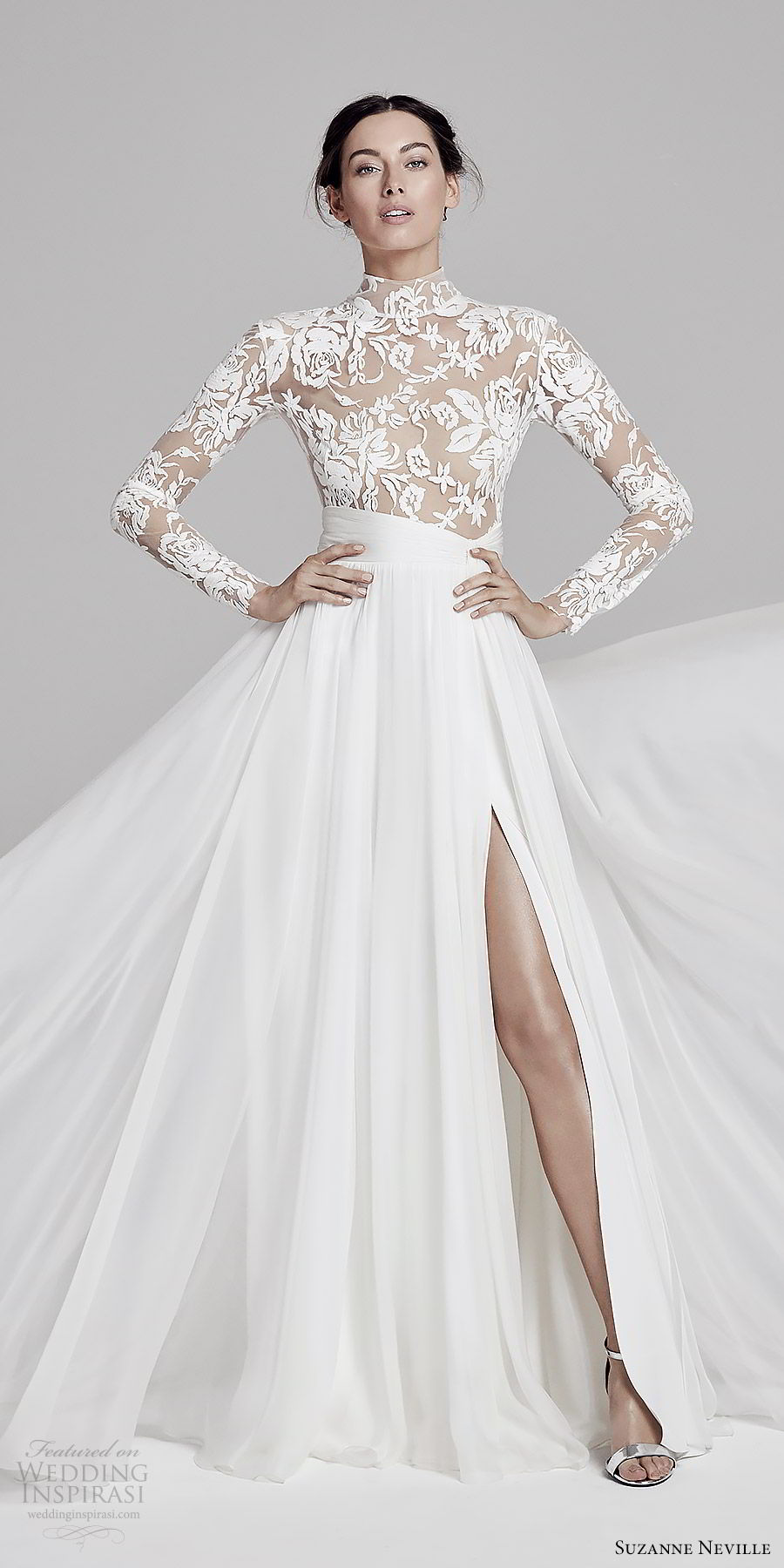 Suzanne Neville 2019 Wedding Dresses | Wedding Inspirasi