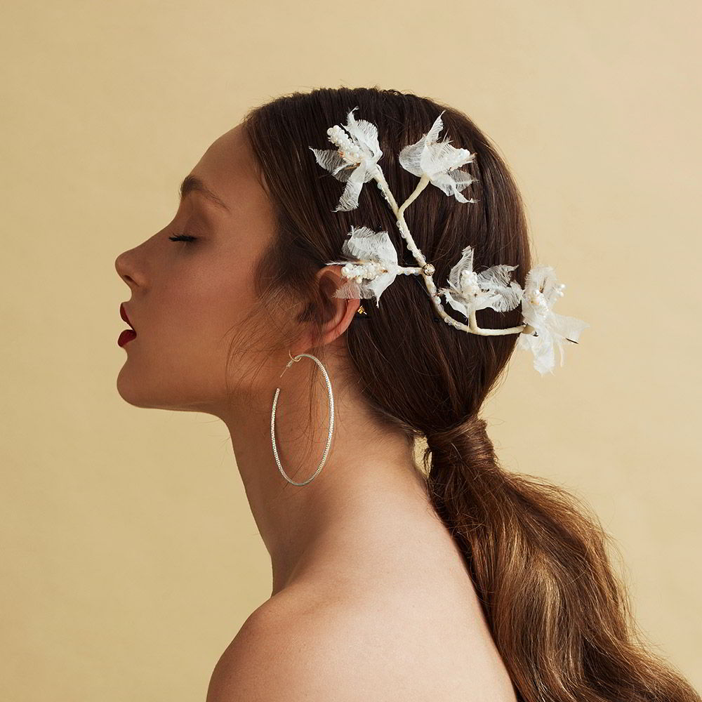 tami bar lev headpiece 2019 bridal hair accessories thumbnail