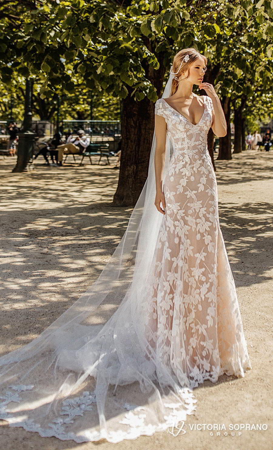 These Victoria Soprano Wedding Dresses Will Make You Swoon