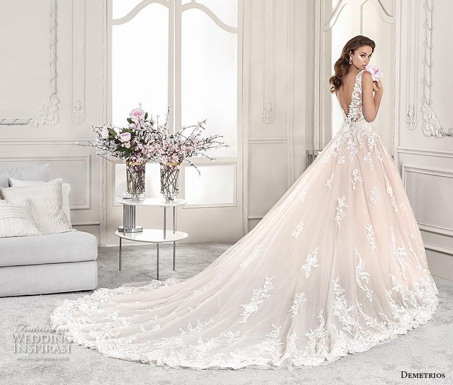 Demetrios Wedding Gowns: Demetrios 2019 Wedding Dresses