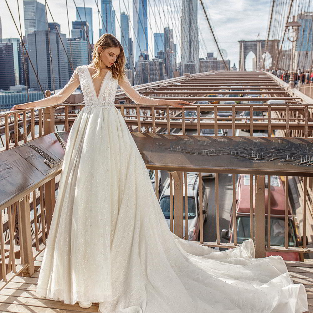 eva lendel 2019 bridal wedding inspirasi featured wedding gowns dresses and collection