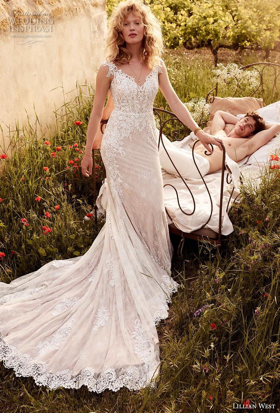 Spring Wedding Dresses.Lillian West Spring 2019 Wedding Dresses Wedding Inspirasi