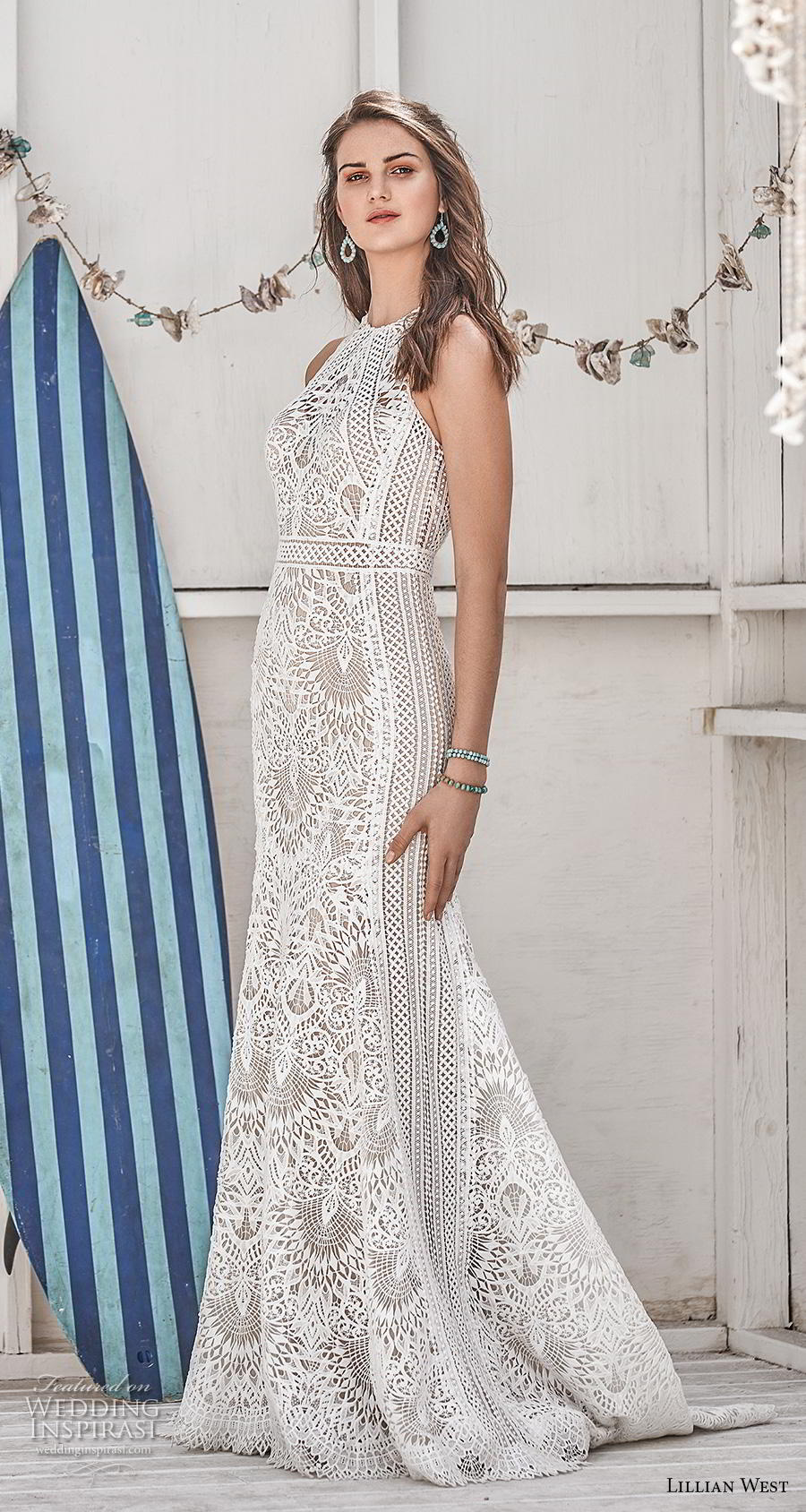 Lillian West Spring 2019 Wedding Dresses Wedding Inspirasi