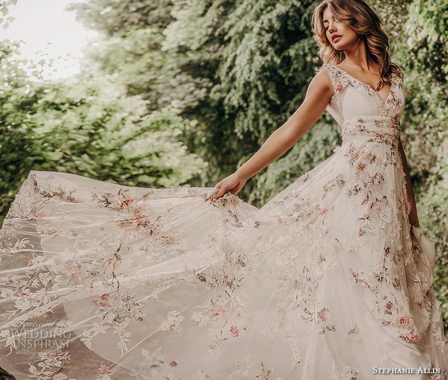 Stephanie Allin 2019 Wedding Dresses Love Stories Bridal Collection Wedding Inspirasi