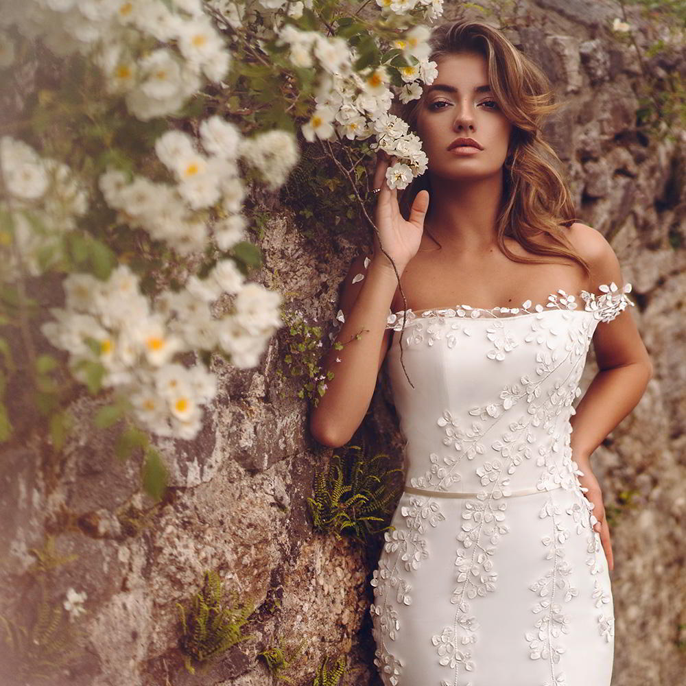 stephanie allin 2019 bridal wedding inspirasi featured wedding gowns and dresses and collection