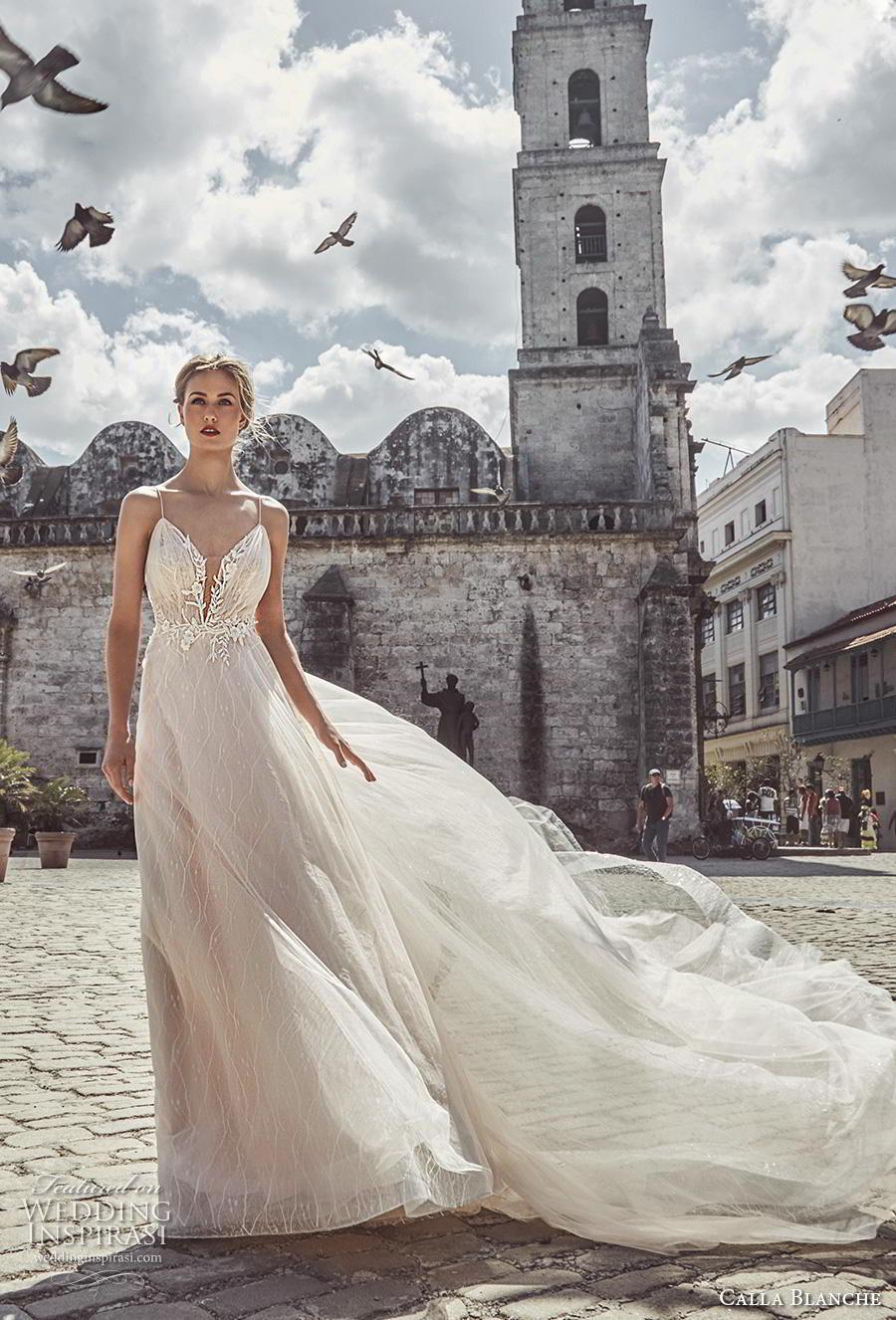 L'amour by Calla Blanche Fall 20 Wedding Dresses   Wedding Inspirasi