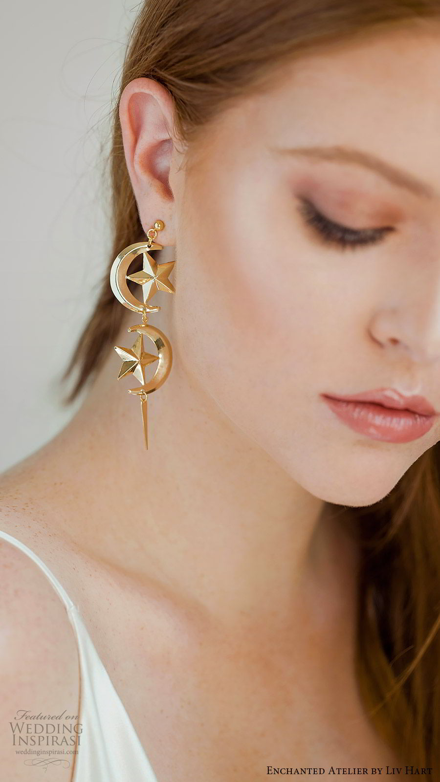 enchanted atelier liv hart fall 2019 accessories gold drop earrings (11) mv