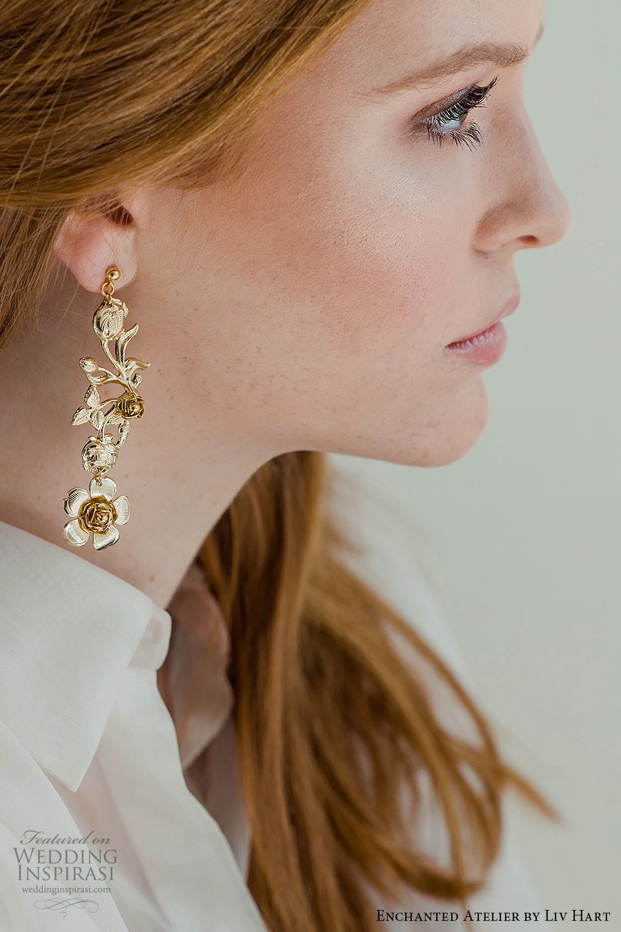 enchanted atelier liv hart fall 2019 accessories gold drop earrings (12) mv