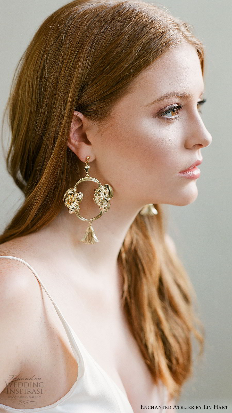enchanted atelier liv hart fall 2019 accessories gold drop earrings (8) mv