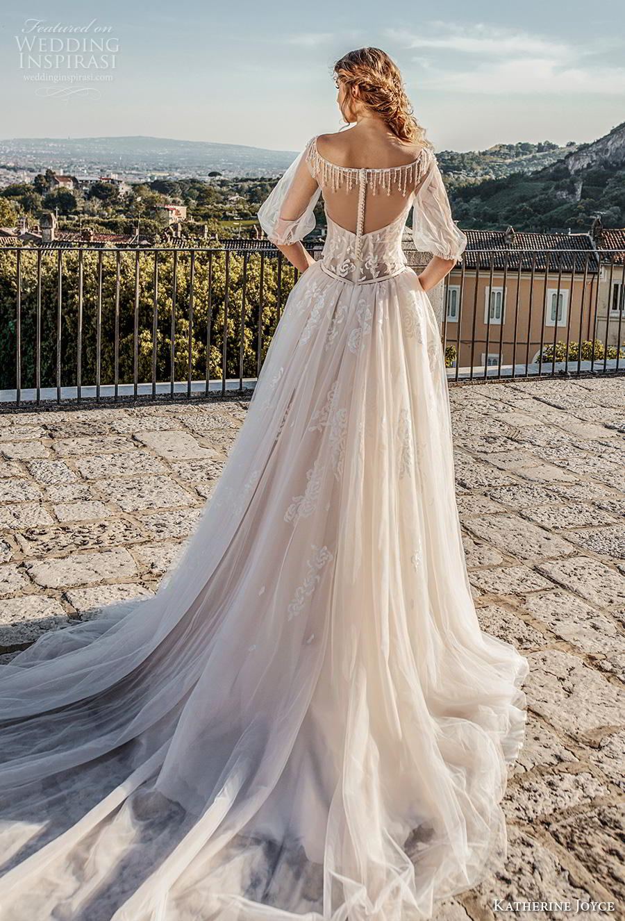 Katherine Joyce 2019 Wedding Dresses Napoli Bridal