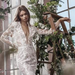 katherine tash fall 2019 bridal wedding inspirasi featured wedding gowns dresses and collection