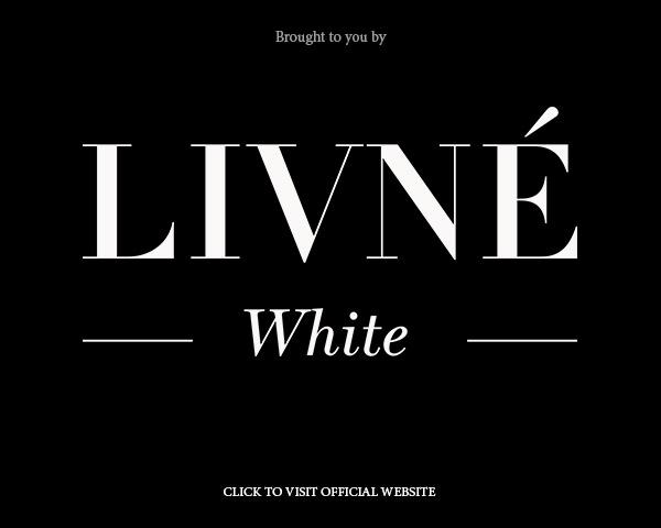 alon livne white logo featured on wedding inspirasi sponsored post banner below