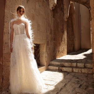 eden aharon 2019 bridal wedding inspirasi featured wedding gowns dresses and collection