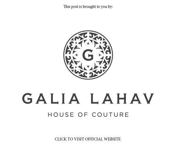 galia lahav fall 2019 bridal sponsor banner