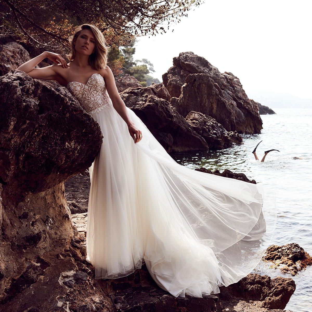 justin alexander spring 2019 bridal wedding inspirasi featured wedding gowns dresses and collection