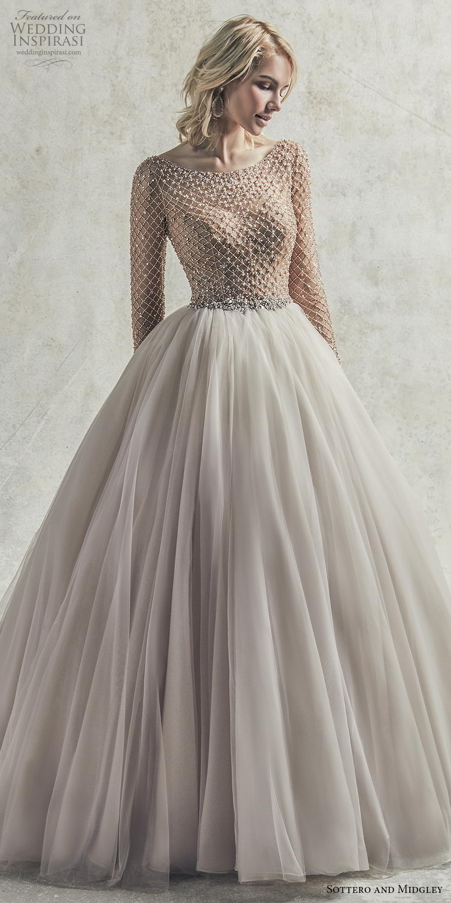 Wedding Dress Trends To Love In 2019 Silhouettes Other Details
