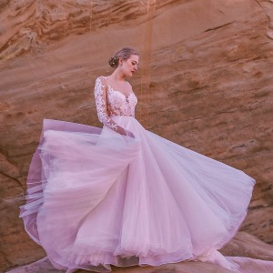 watters spring 2019 bridal bardot collection featured on wedding inspirasi thumbnail