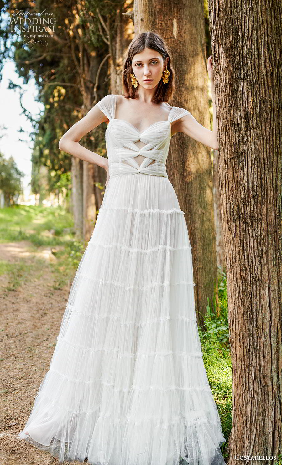 Wedding Dresses With Sleeves The Knot Ficts
