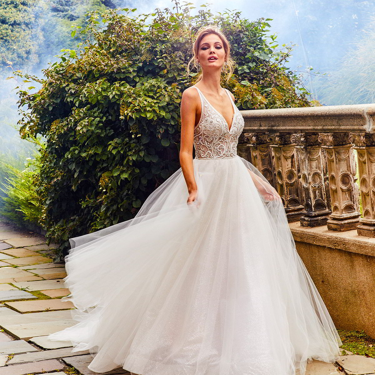 Eve Of Milady Boutique Fall 2018-2019 Wedding Dresses