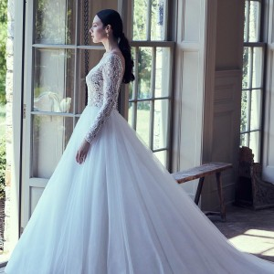 maggie sottero spring 2019 bridal wedding inspirasi featured wedding gowns dresses and collection