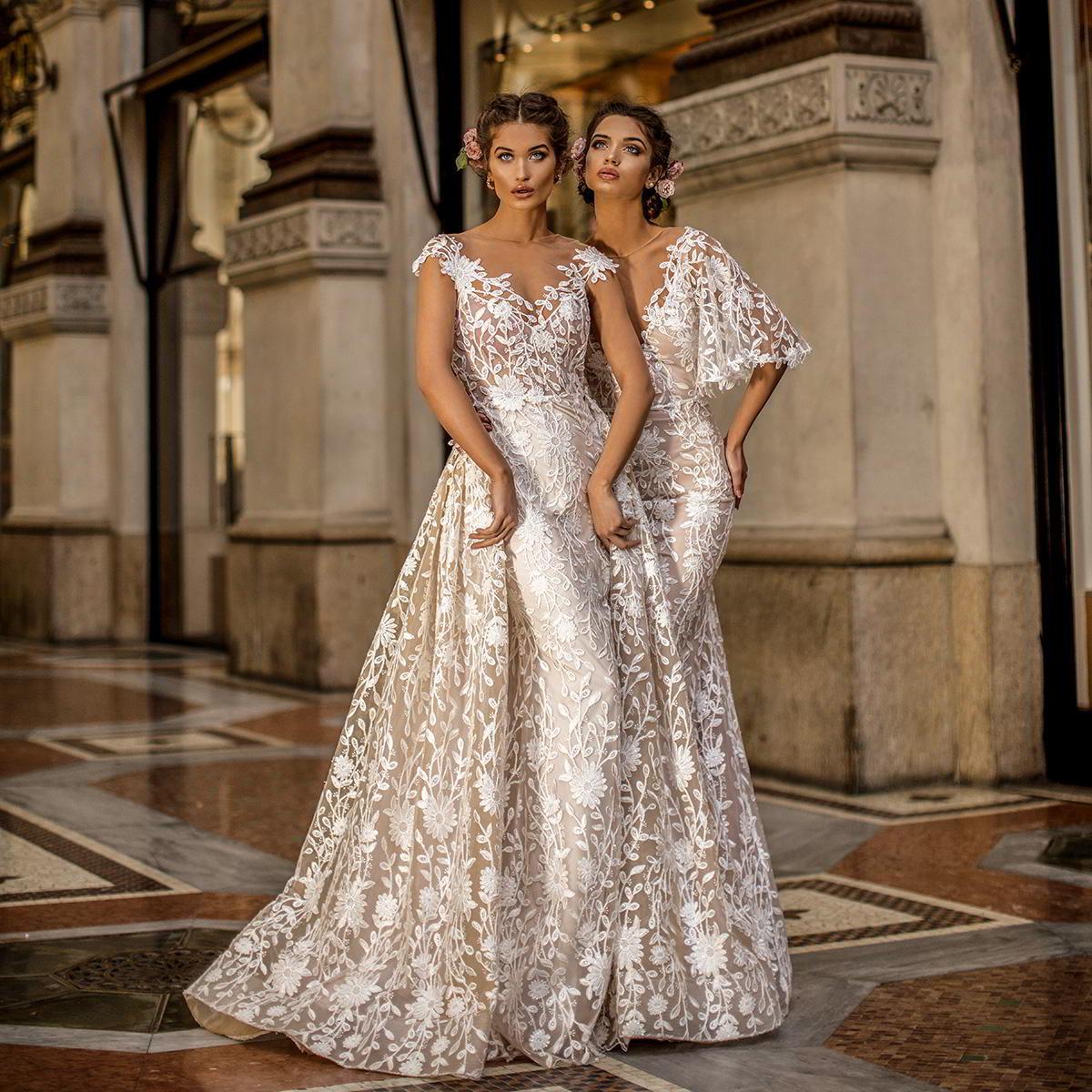 Eve Of Milady Bridal Wedding Dress Collection Fall 2018: Wedding Inspirasi