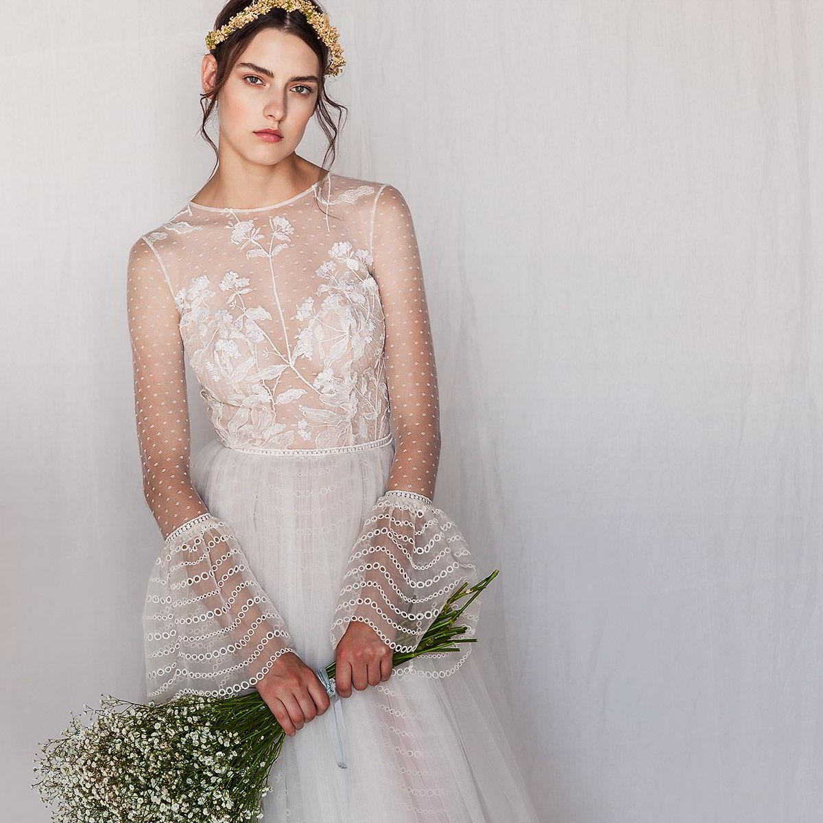 divine atelier 2019 bridal collection featured on wedding inspirasi thumbnail