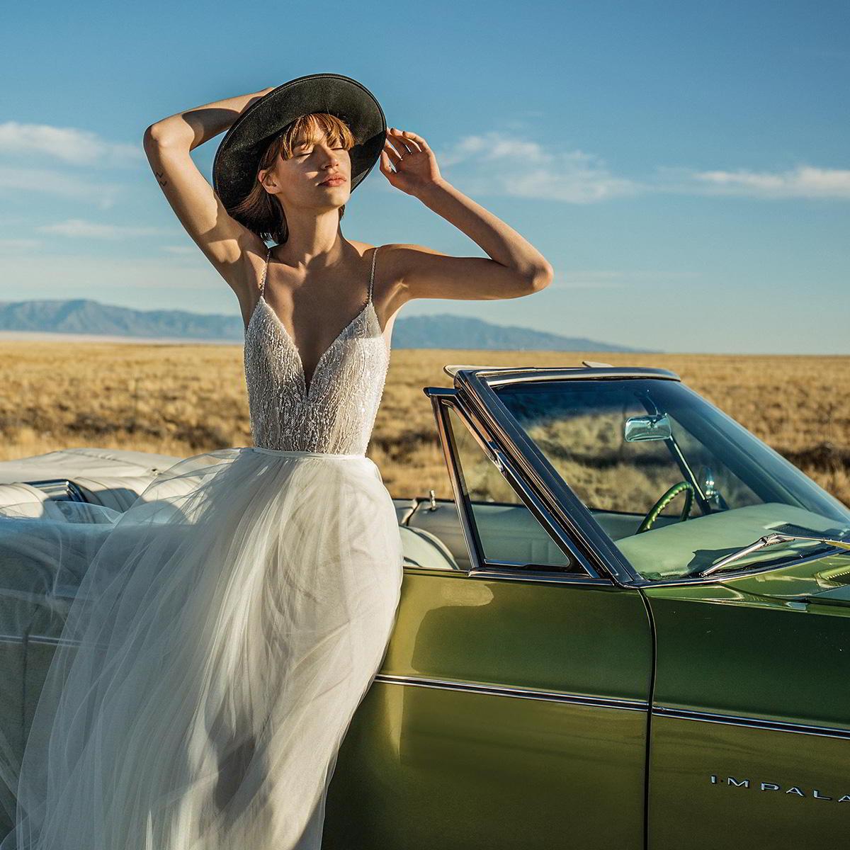 The Bridal Collection Real Bride: Flora Bridal 2019 Wedding Dresses