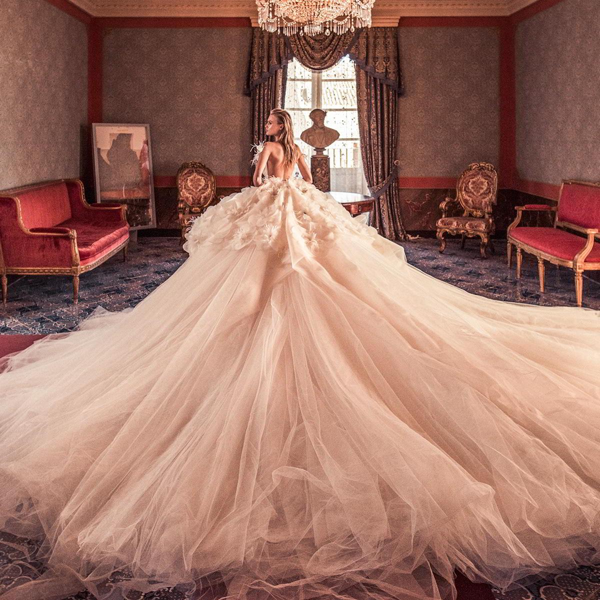Julia Kontogruni Couture 2019 Wedding Dresses