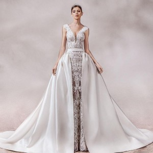 naja saade 2018 bridal wedding inspirasi featured wedding gowns dresses and collection