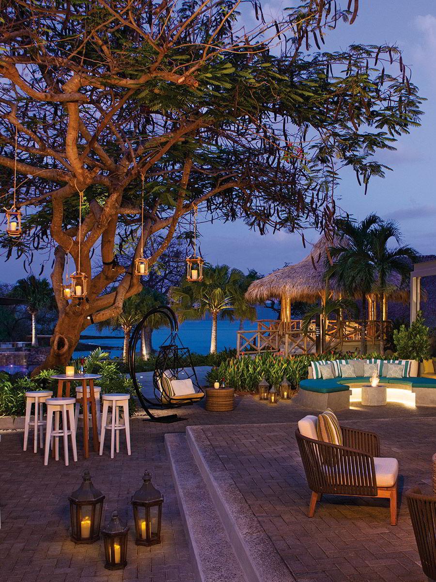secrets resorts papagayo costa rica destination wedding venue honeymoon all inclusive luxury adult only resort enchanted plaza area
