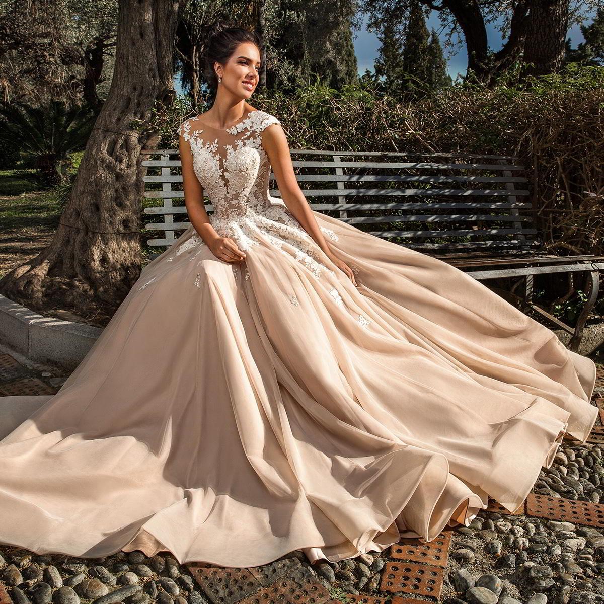 f215c762c4 Innocentia 2019 Wedding Dresses ·
