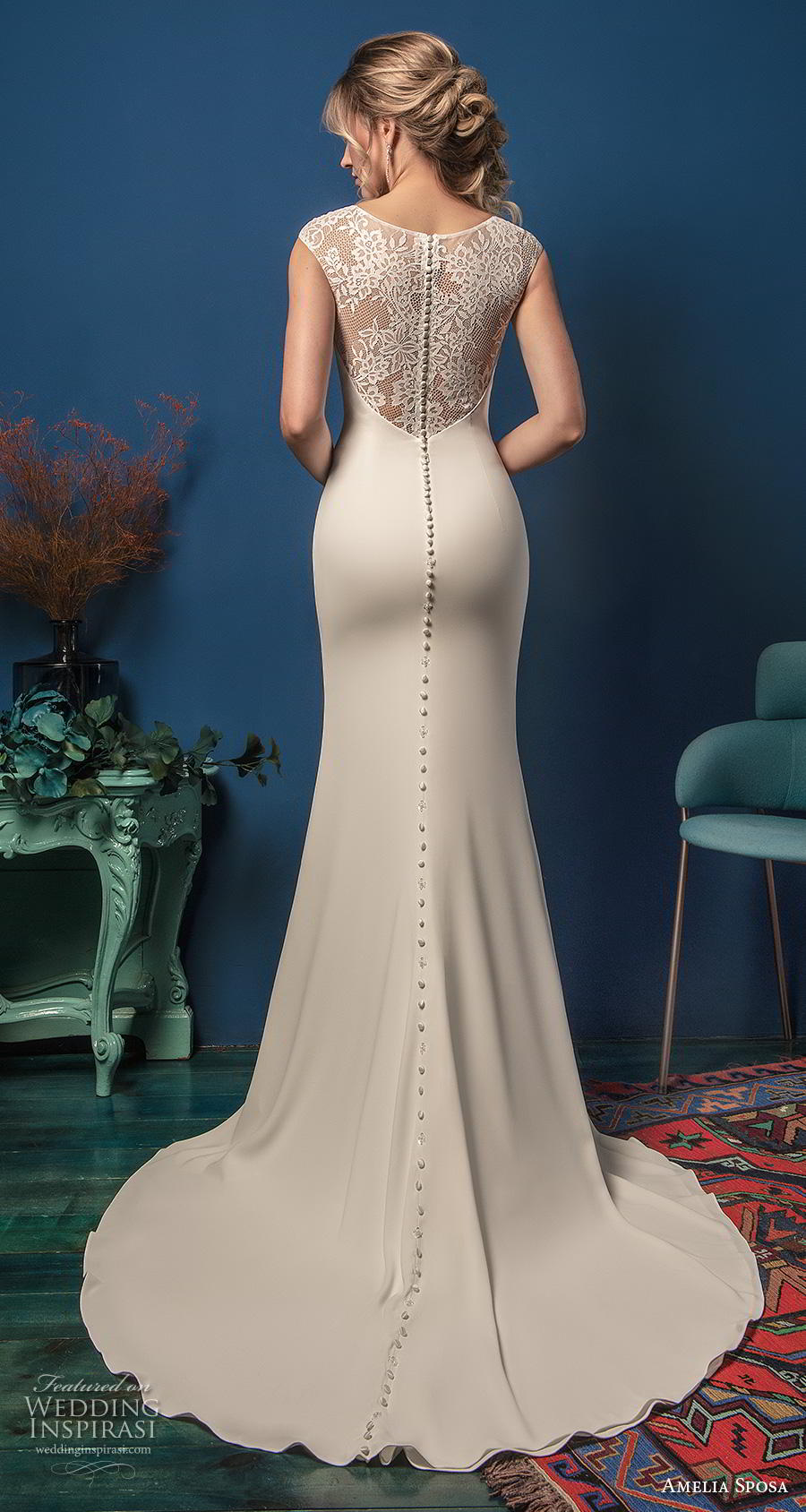 Amelia Sposa 2019 Wedding Dresses Elegance Bridal