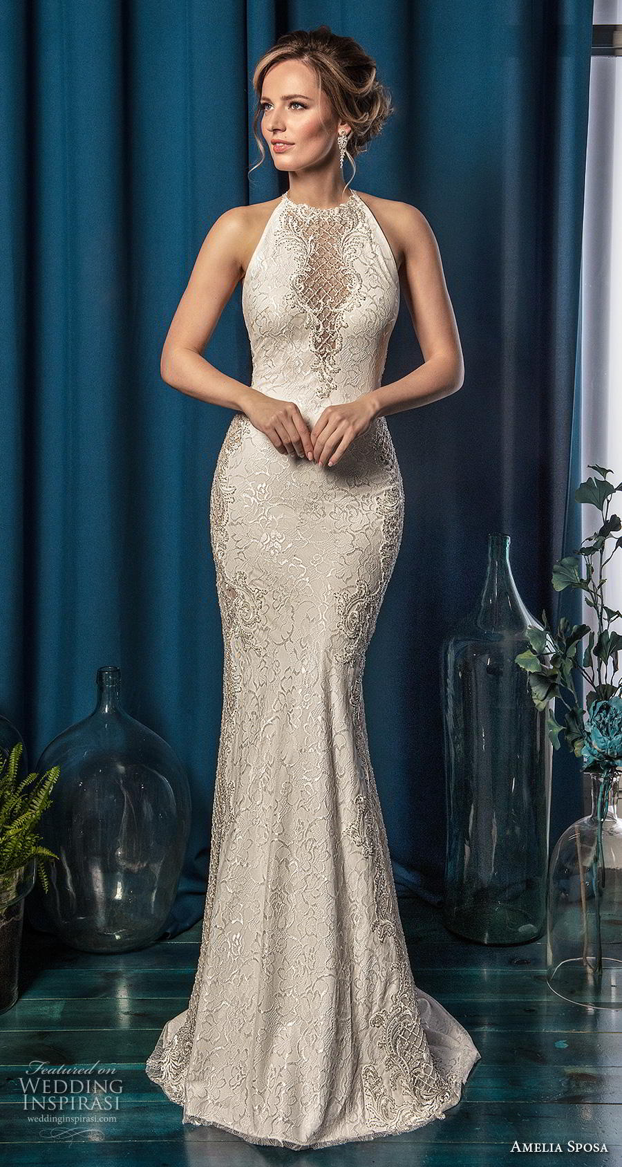 Amelia Sposa 2019 Wedding Dresses Elegance Bridal